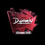 Dupreeh (Folia) - Cologne'16