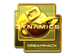 Planetkey Dynamics (Gold) DreamHack Winter 2014