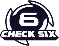 CheckSix Gaming - logo