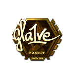 Gla1ve (Gold) London'18
