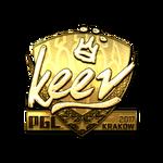 Keev (Gold) Kraków'17