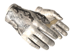 Rękawiczki samochodowe Król węży