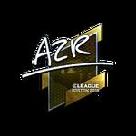 AZR (Folia) Boston'18