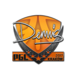 Dennis Kraków'17