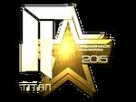 Titan Cluj'15 (złoto)