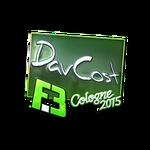 DavCost (Folia)