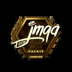 Jmqa (Gold) London'18