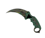 Karambit Boreal Forest