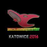 Mousesports (Holo) EMS One Katowice 2014