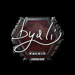 Byali London'18