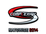 CompLexity Gaming (Folia) EMS One Katowice 2014