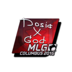 Dosia (Folia) MLG Columbus'16
