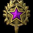 Medal za służbę 2020 Poziom 5