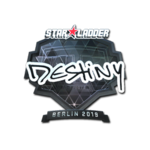 Destinyy (Folia) Berlin'19