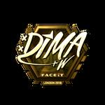 Dima (Gold) London'18