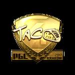 TACO (Gold) Kraków'17