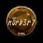 N0rb3r7 (Gold) Katowice'19