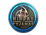 Ninjas in Pyjamas (Folia) ESL One Cologne 2014