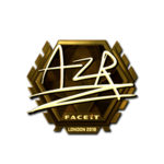 AZR (Gold) London'18