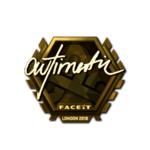 Autimatic (Gold) London'18