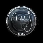 AbleJ (Folia) Katowice'19