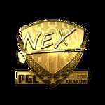 Nex (Gold) Kraków'17