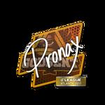 Pronax - Atlanta'17