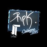 RpK - naklejka