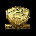 Keshandr (Gold) Kraków'17