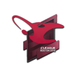 Mousesports Boston'18