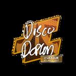 Disco doplan - Atlanta'17