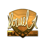 LoWel (Gold) Kraków'17