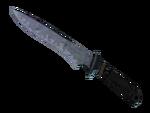 Nóż klasyczny Niebieska stal