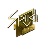 Spiidi (Gold) Boston'18