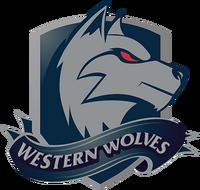 Western Wolves - logo