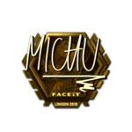 MICHU (Gold) London'18