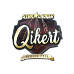 Qikert (Gold) Berlin'19