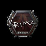 KRIMZ London'18