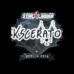 Kscerato (Folia) Berlin'19