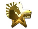Team Liquid Cluj'15 (złoto)