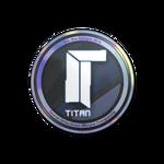 Titan (Holo) ESL One Cologne 2014