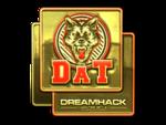 DAT Team (Gold) DreamHack Winter 2014