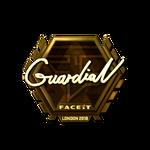 GuardiaN (Gold) London'18