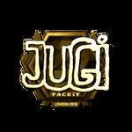 JUGi (Gold) London'18