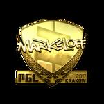Markeloff (Gold) Kraków'17