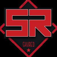 Skyred - logo