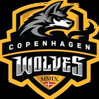 Copenhagen Wolves - logo
