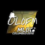 Olofmeister (Folia) MLG Columbus'16