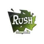RUSH - Cologne'16
