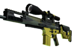 SCAR-20 Jungle Slipstream